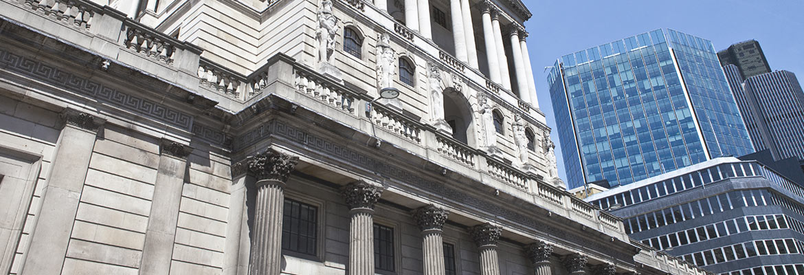 There may yet be hope that an increase in Bank of England rates isn't too far away