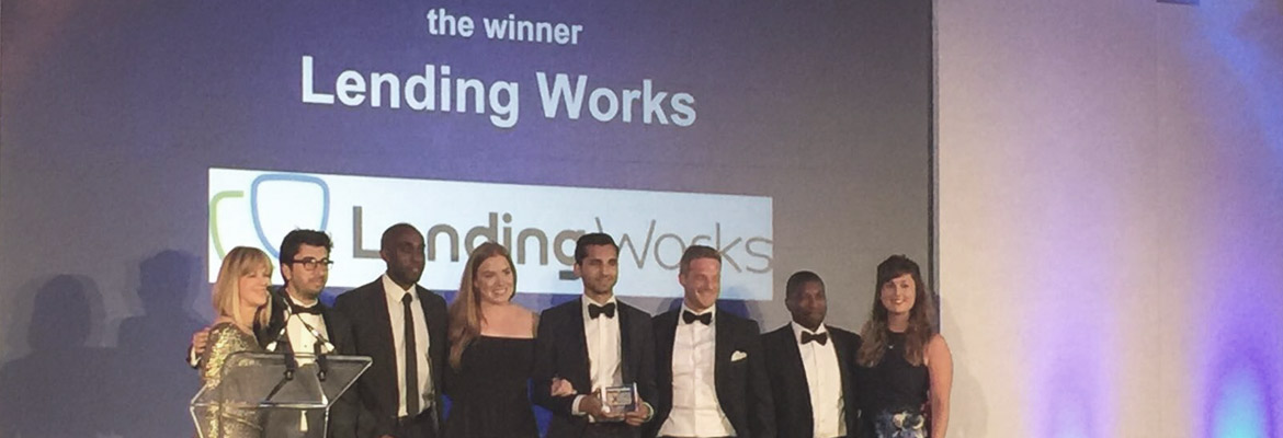 Lending Works was once again triumphant at the Moneywise Customer Service Awards