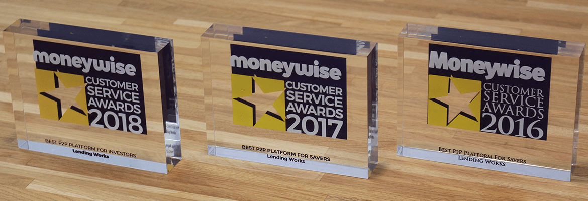 Three consecutive Moneywise awards